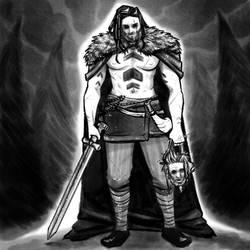 Angry Viking Boy II