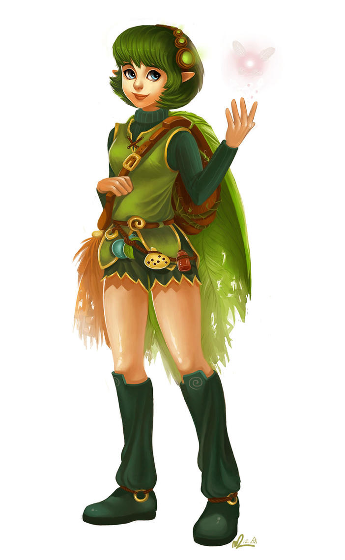 Image - Saria Artwork.png | Zeldapedia | Fandom powered by Wikia