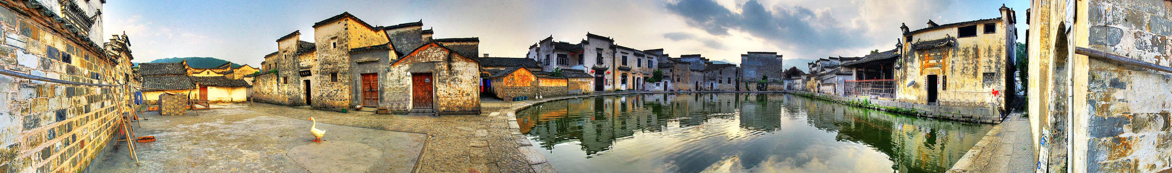 Hongcun Anhui by davidmcb