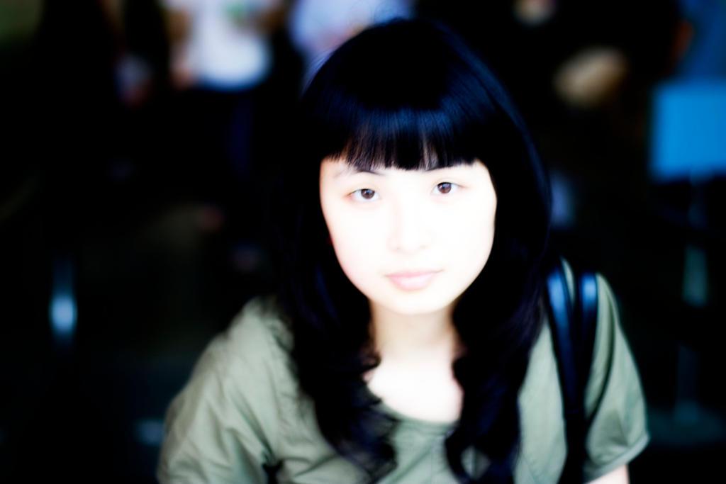 Fang Luo by davidmcb