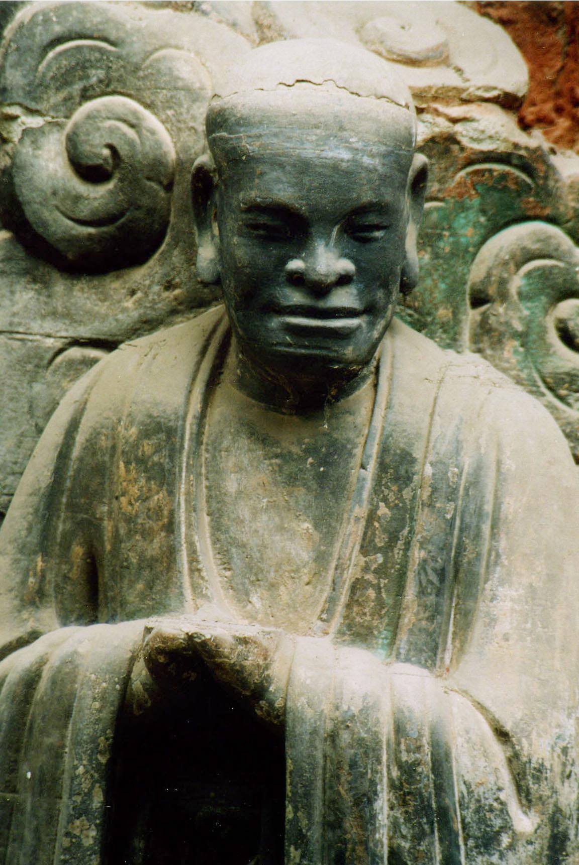 Detail dazu rock carvings chongqing china by davidmcb on