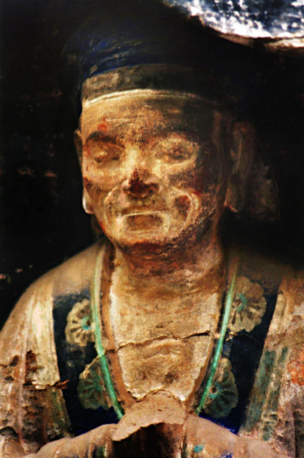 Dazu rock carvings detail chongqing china by davidmcb on