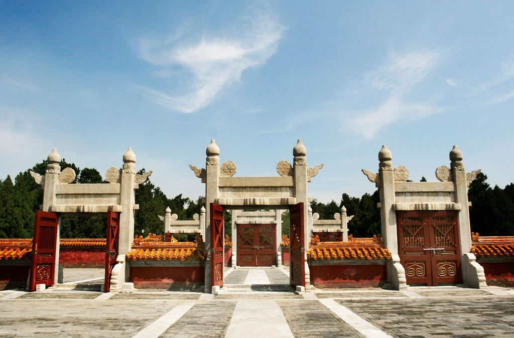 Ditan Temple of Earth Beijing China by davidmcb on deviantART Ditan