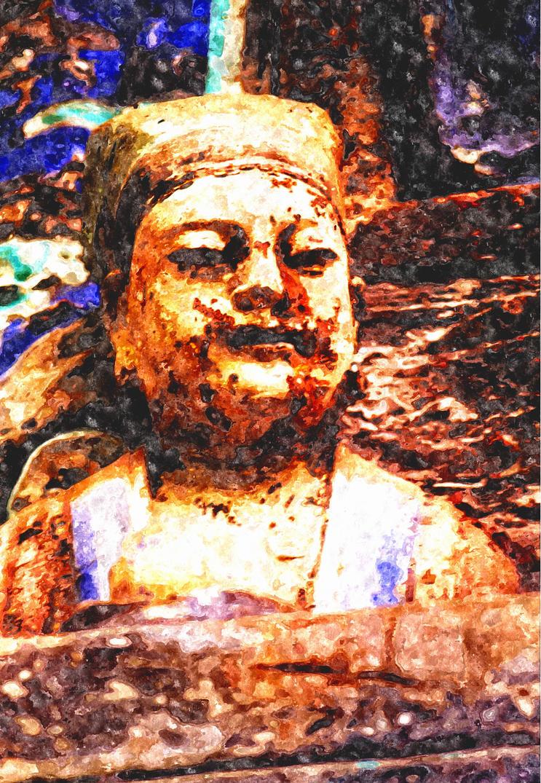 Dazu rock carvings chongqing china by davidmcb on deviantart
