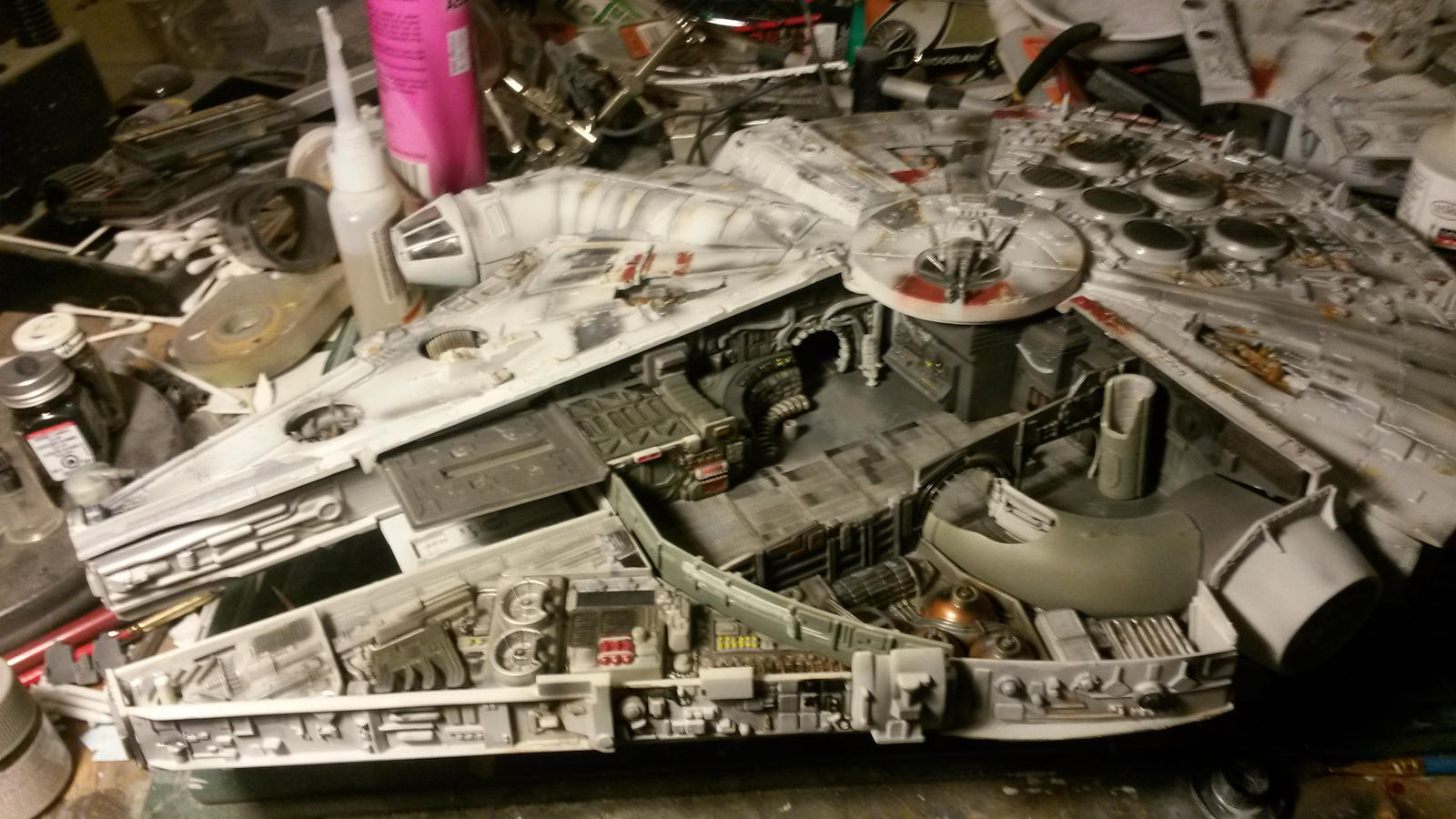 How Long To Build Lego Millenium Falcon