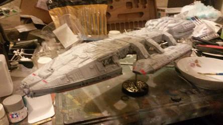 TOS Battlestar Galactica 2
