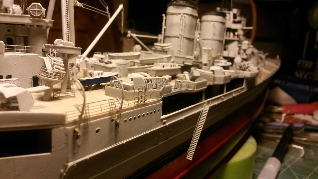 HMS Hood 4 by THE-WHITE-TIGER