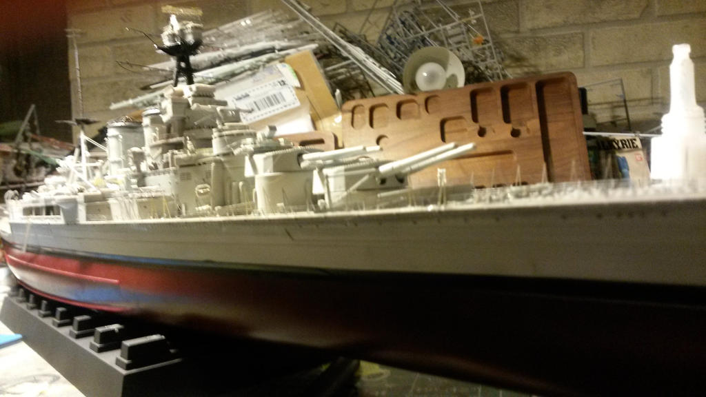 HMS Hood 5 by THE-WHITE-TIGER