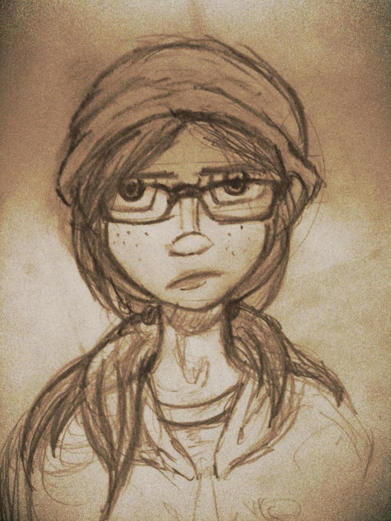 Self Portrait by Nargleslayer