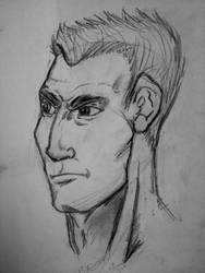 Dude by Short-Change-Hero