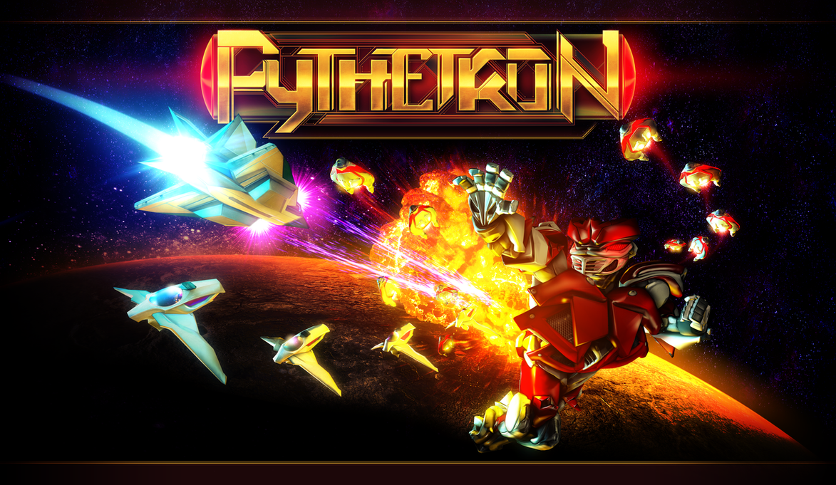 Pythetron Teaser Poster by Elemental79