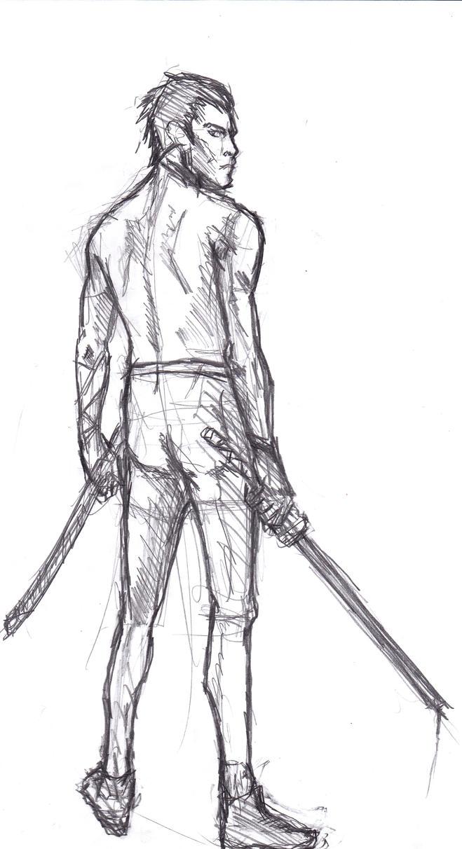 Sword pose by Vimes-DA on DeviantArt