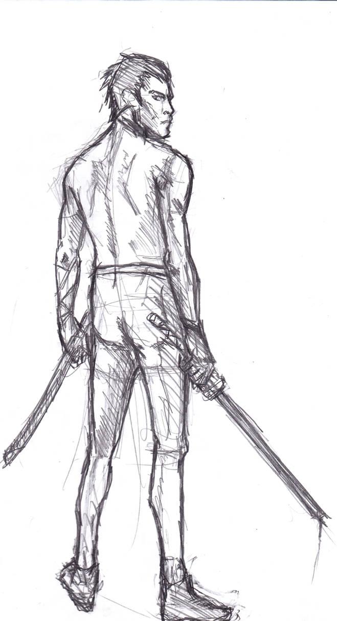 Sword Pose By Vimes Da On Deviantart