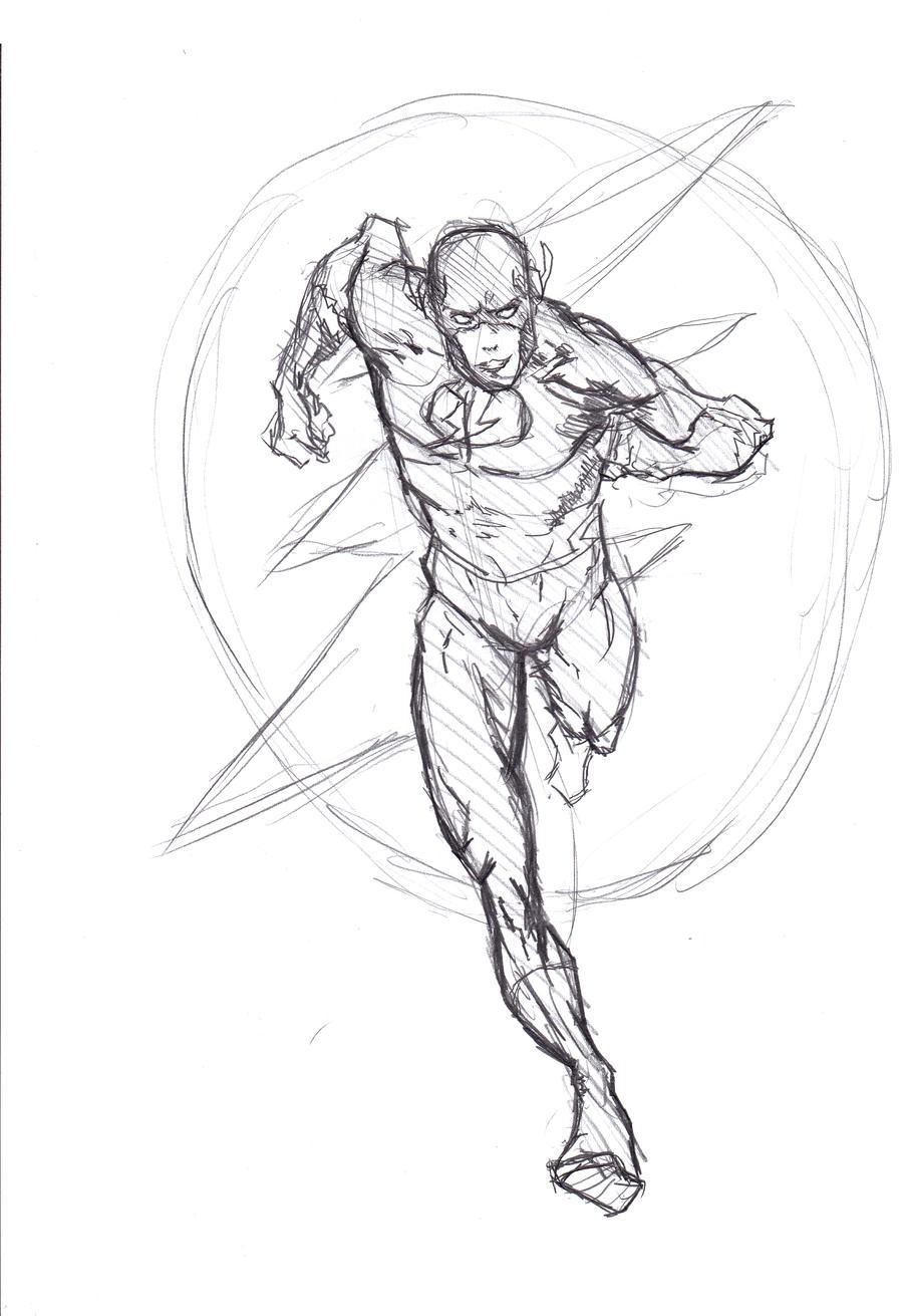 Flash daily sketch challenge