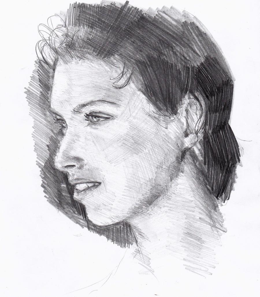 Sunny face sketch by Vimes-DA on DeviantArt