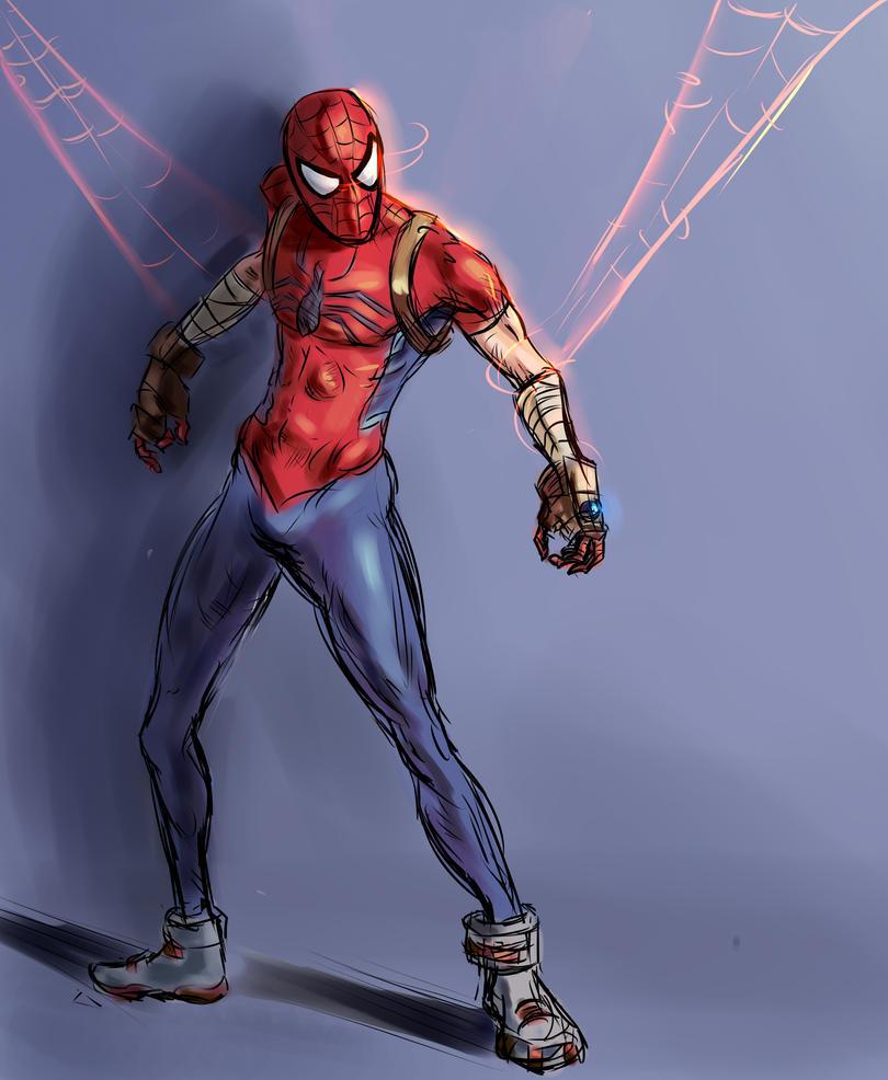 Mangaverse Spiderman DSC by Mangaverse Spider Man Wallpaper