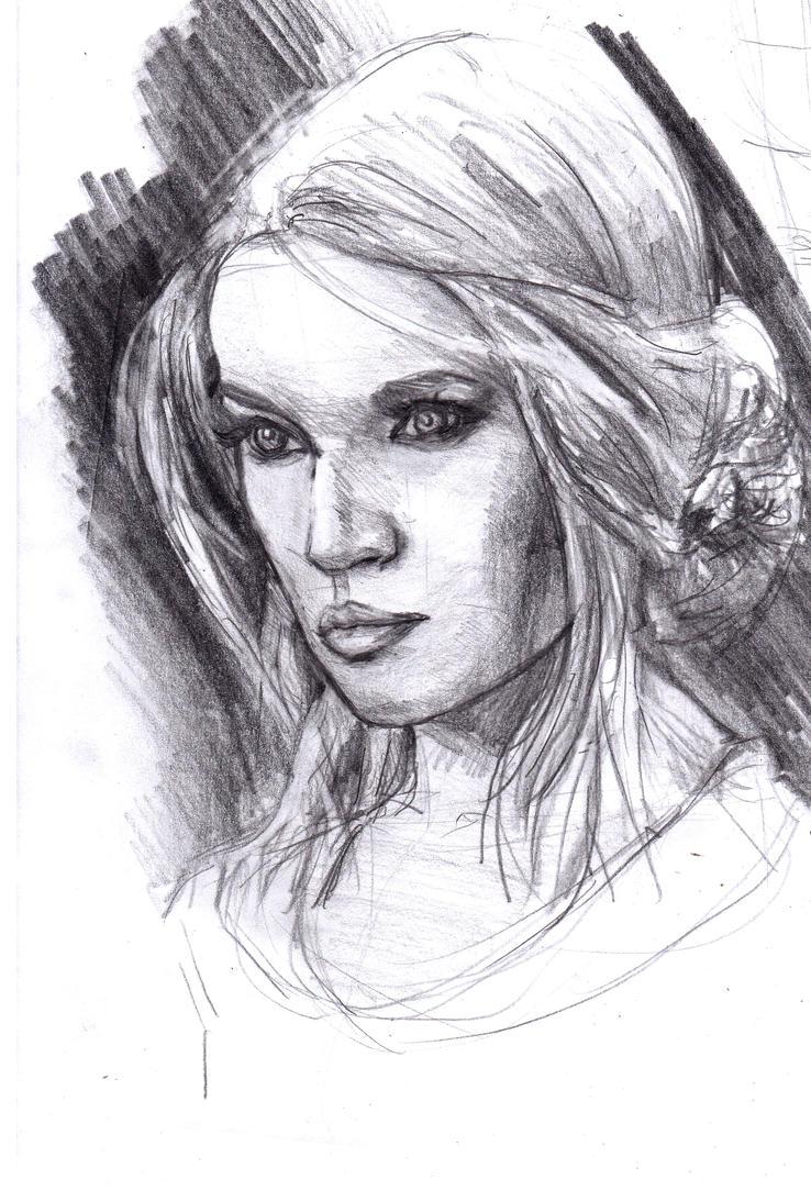 Portrait practice 22 10 14 by Vimes-DA