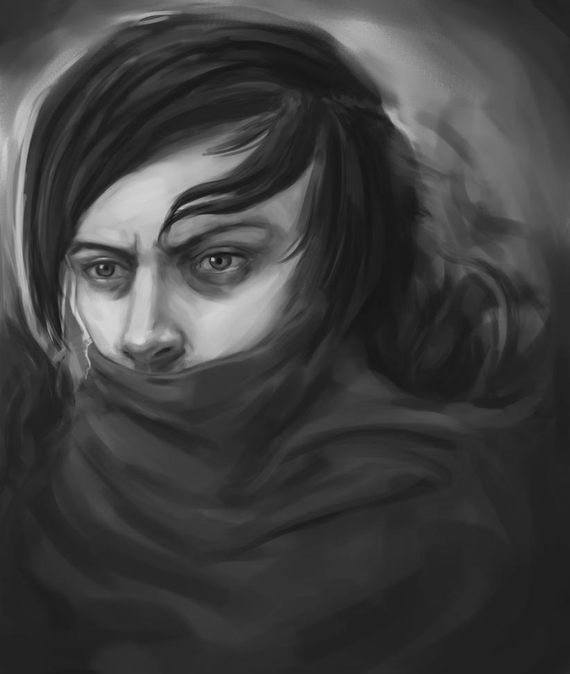 Vampire sketch by Vimes-DA