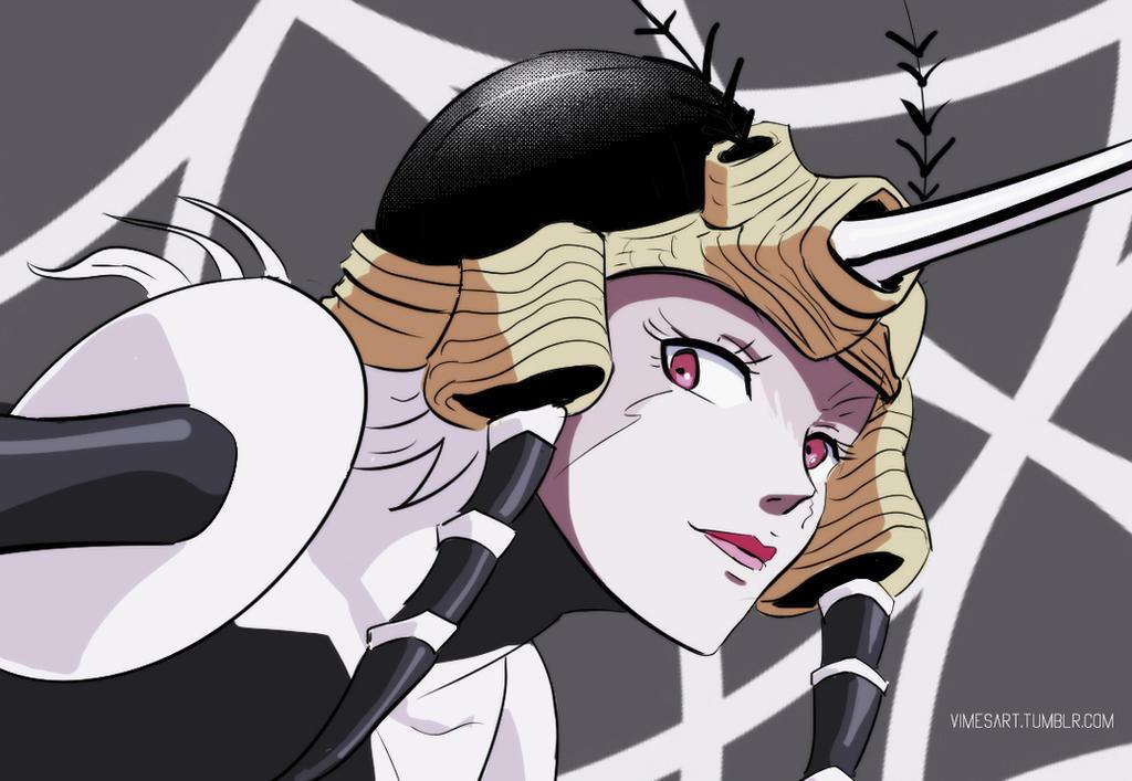 Mosquito Girl by Vimes-DA