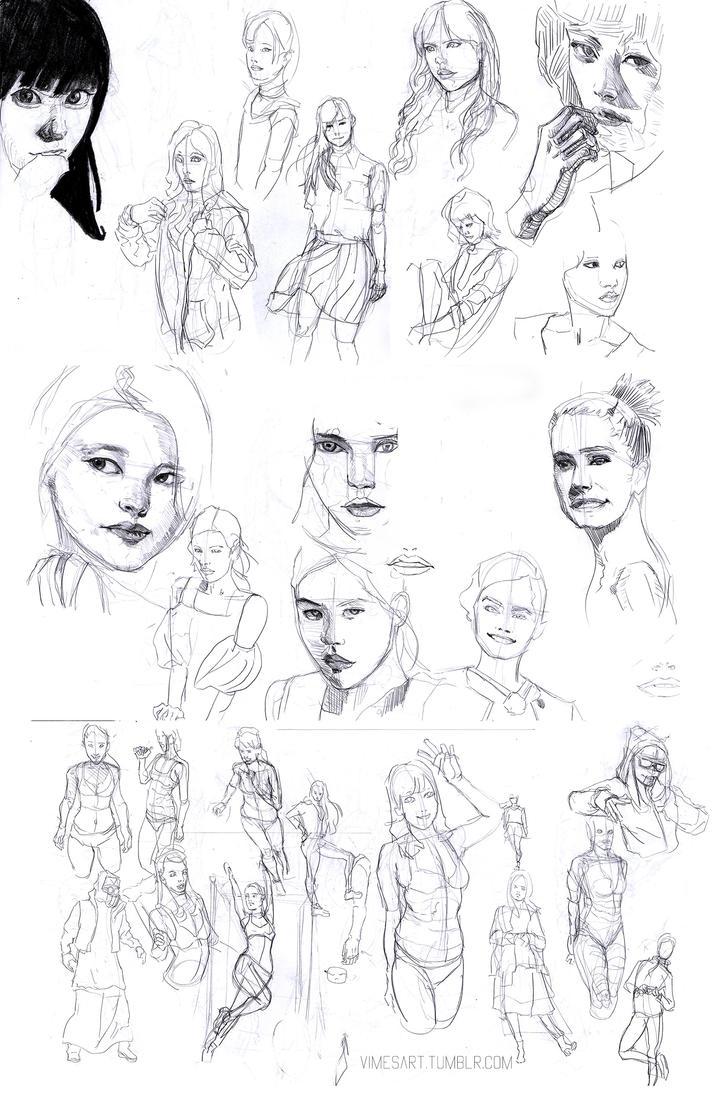 sketchdump 10 1 16 by Vimes-DA