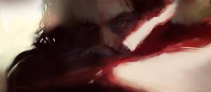 last Jedi Speedpaint