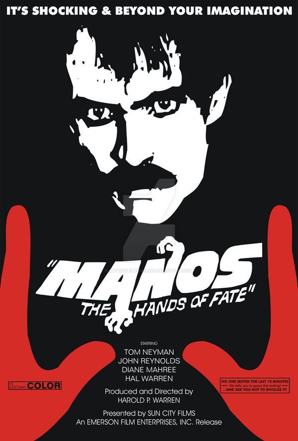 Manos: The Hands of Fate by MovieViewer-Man