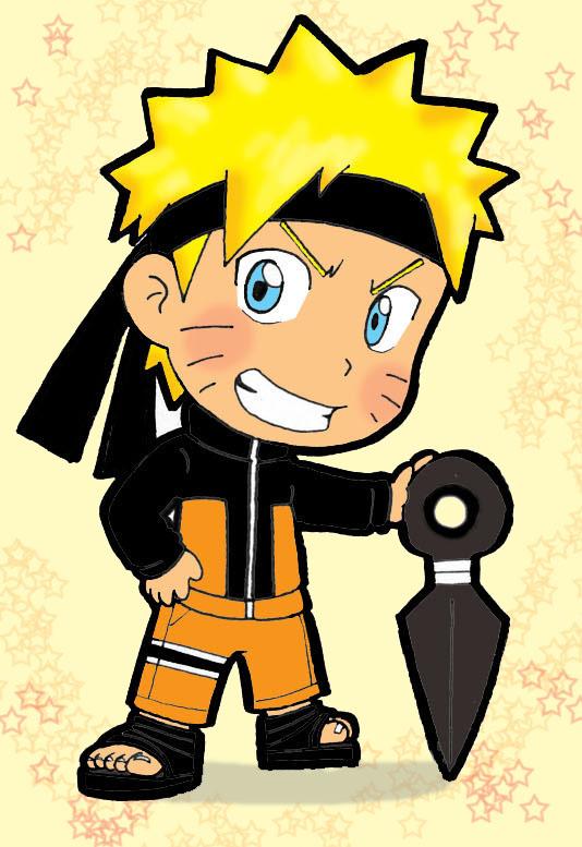 Naruto chibi by EvilDarkSide on DeviantArt