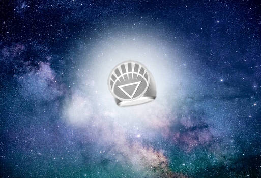 L'anneau des White Lantern/ White Lantern ring