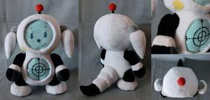 Robot Kacheek by Zareidy
