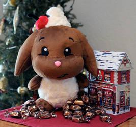 Chocolate Kacheek