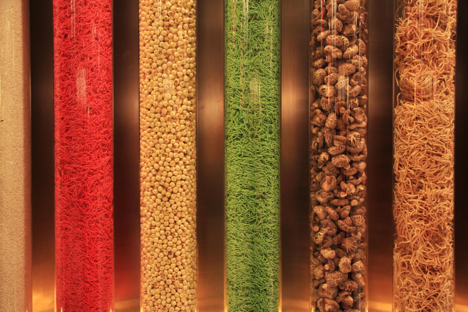 Food Colours by mengshuen
