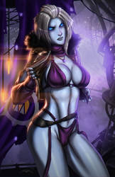 Destiny - Queen of the Reef by Ultamisia