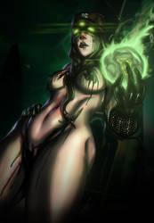 Eris' Dark Below by Ultamisia