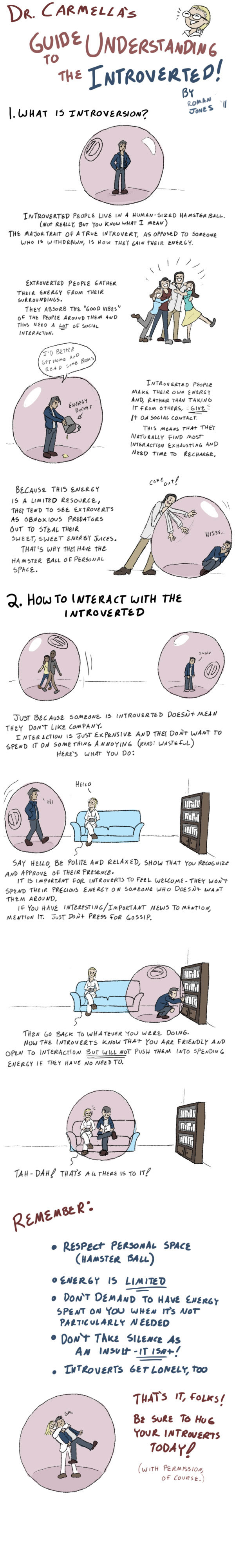 How to Live with Introverts (PDF available!) by RomanJones