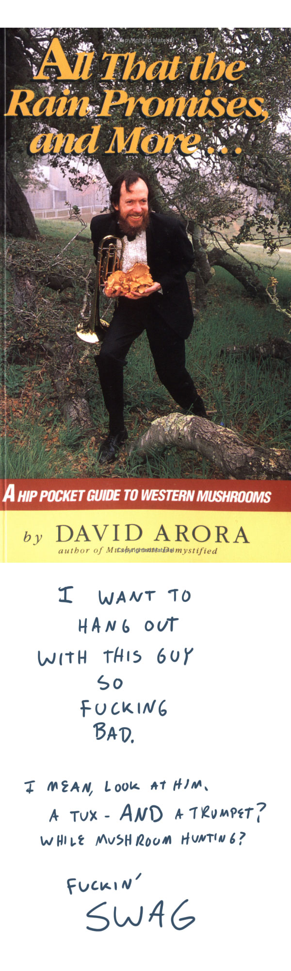 Ugly Book Cover Art : Ugly book covers mushroom hunting by romanjones on deviantart