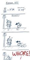 Korean Adventures: Oh No