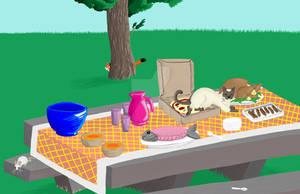 Children's Book 4: Picnic