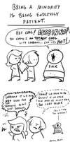 Fast Comics: Minority