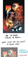 Bad Art: Teen Titans