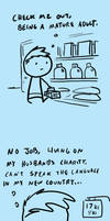 Fast Comics: Cooking like an Adult