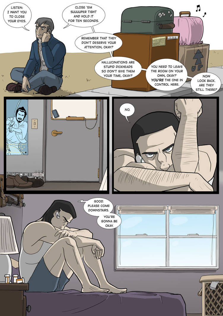 S.E. - Vancouver Never Plays Itself page 10 by RomanJones