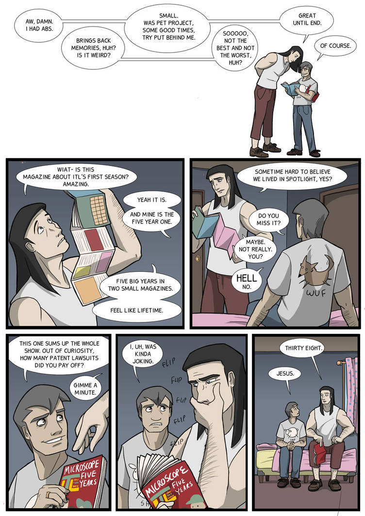 S.E. - Vancouver Never Plays Itself page 14 by RomanJones