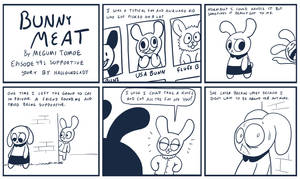 Bunny Meat 49: Supportive