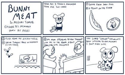 Bunny Meat 51: Memories by RomanJones