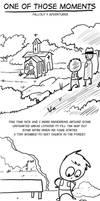 Fallout Comics 16: One of Those Moments