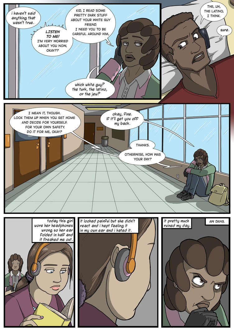 Serious Engineering - Ch 6: Real - page 4 by RomanJones