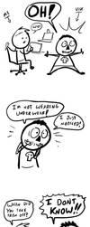 Fast Comics: Undies by RomanJones