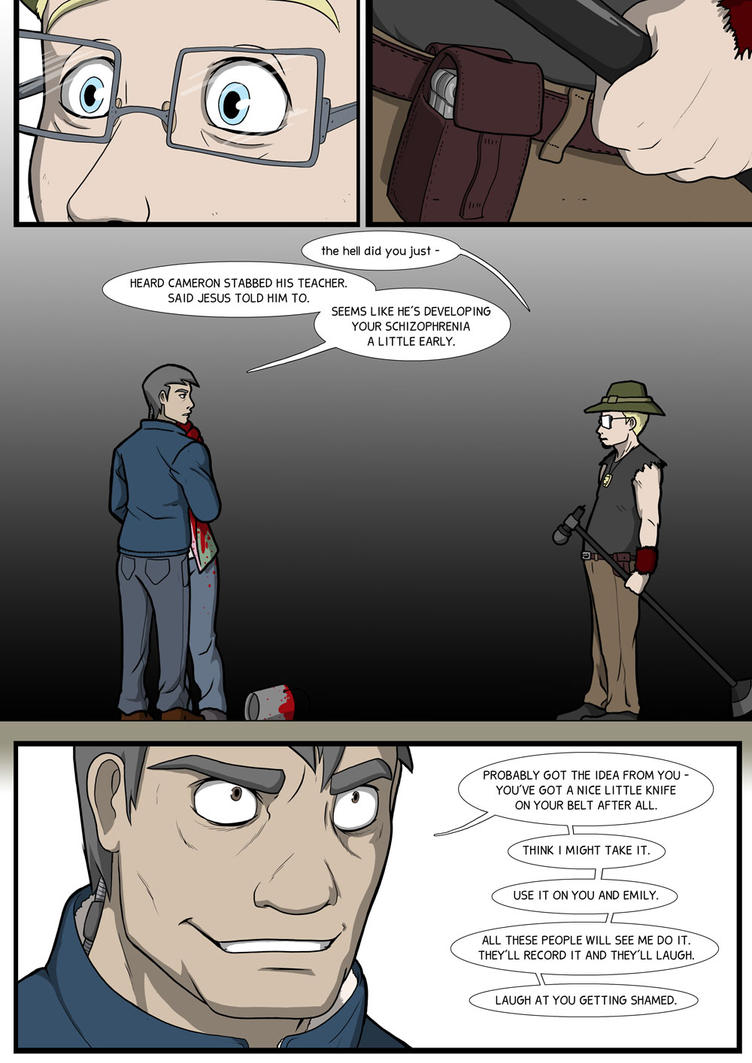 Serious Engineering - Ch. 6: Real - page 33 by RomanJones