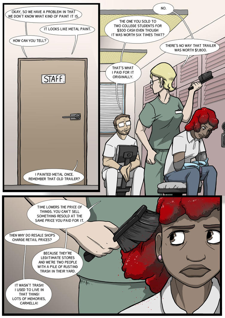 Serious Engineering - Ch. 6: Real - page 49 by RomanJones