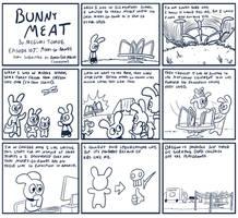 Bunny Meat 107: Merry-Go-Round by RomanJones